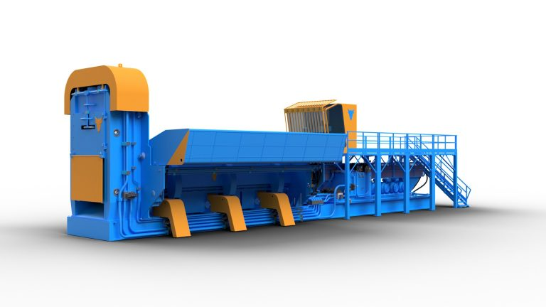 GIANT SHEAR BALER